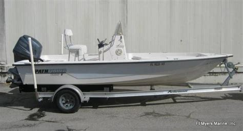 pathfinder boats for sale in fort myers pathfinder 1900 boats for sale in florida
