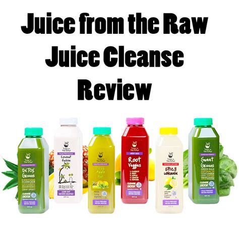 Juice Detox Cleanse Reviews by Juice From The Review Juice Cleanse