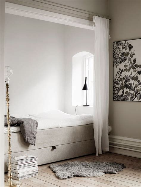 Bed Nook by Scandinavian Home A Serene Space With A Fab Bed Nook
