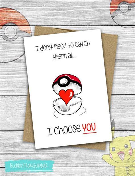 card for boyfriend i choose you boyfriend card