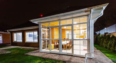 cucina veranda eclairage led pour veranda nos conseils pour l illuminer