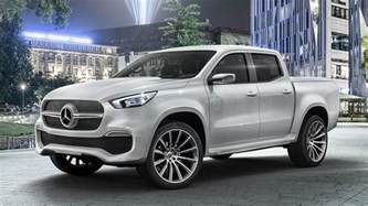 Mercedes Prototype Mercedes X Class Up Concept Everything You Need