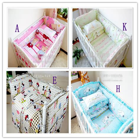 colorful crib bedding bumper baby for crib cot baby colorful crib bedding sets