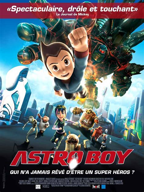 film robot dessin animé astro boy film 2009 allocin 233