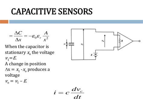 providing an edge in capacitive sensor applications mechanical sensors 2