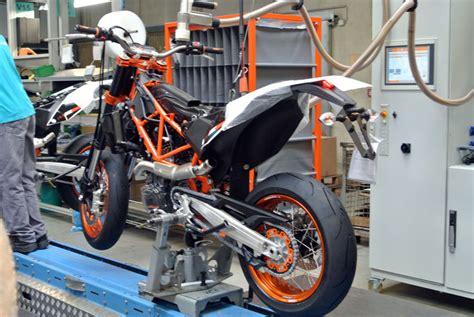 Ktm Motorrad Werk by Ktm Werksbesichtigung Wolfs Website 252 Ber