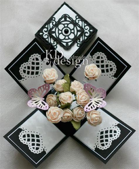 Handmade Explosion Box - http kornishonka handmade ru 2011 05 magic box