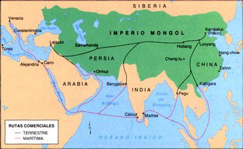 imperios otomano mongol y chino historia universal imperio mongol
