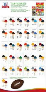 mccormick food coloring chart 1000 images about food coloring chart on food