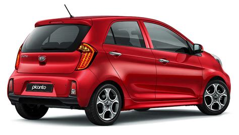 Kia Small Car Prices 2016 Kia Picanto Review Drive Carsguide