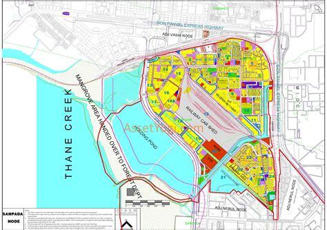 layout plan sector 8 ulwe navi mumbai development plan map summary free download