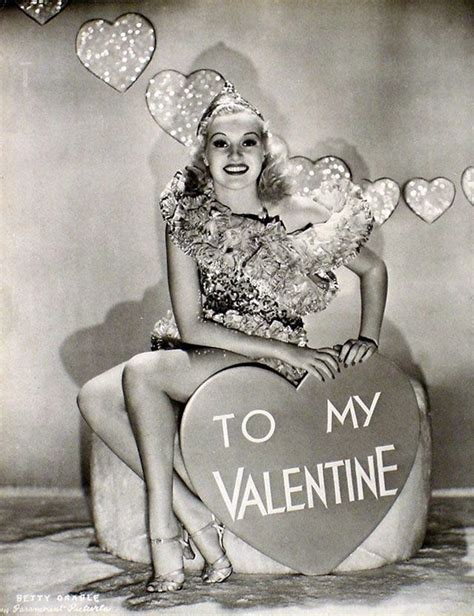 pin up valentines images pinup betty grable hearts and st s