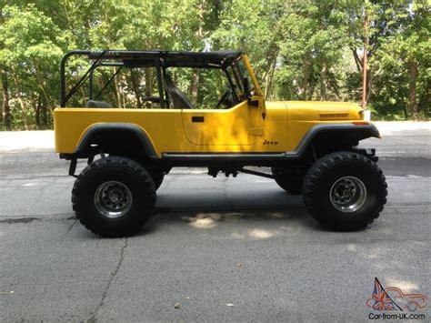 jeep cj8 jeep scrambler cj8 extra clean 350 built motor rock