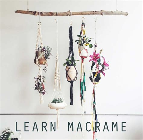 Learn Macrame - the 57 best images about macram 233 on evil