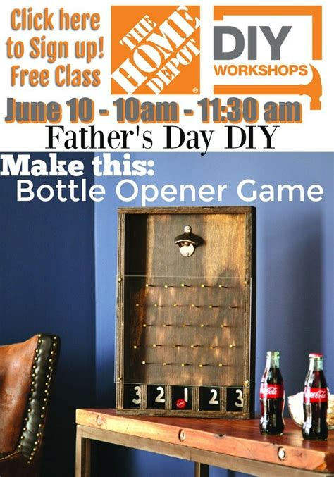 bottle opener home depot diy refresh restyle