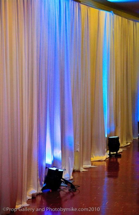 drape lighting 13 best images about pipe and drape ideas on pinterest