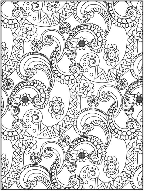 detailed designs coloring pages welcome to dover publications