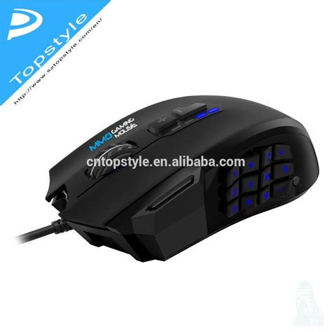 Mouse Macro Gaming Topystyle Macro Gaming Mouse 2017 New Arrival 20 Marco Mmo Mouse Bluetooth Mouse Vertical