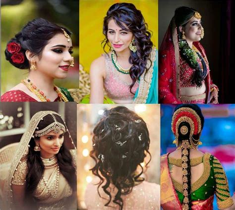 Simple South Indian Bridal Hairstyle