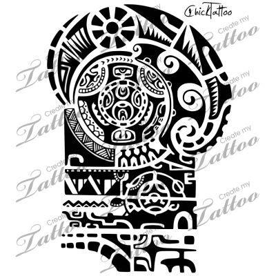 dwayne johnson tattoo pattern marketplace tattoo not the rock s tattoo 14543