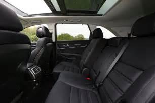 Interior Kia Car Picker Kia Sorento Interior Images