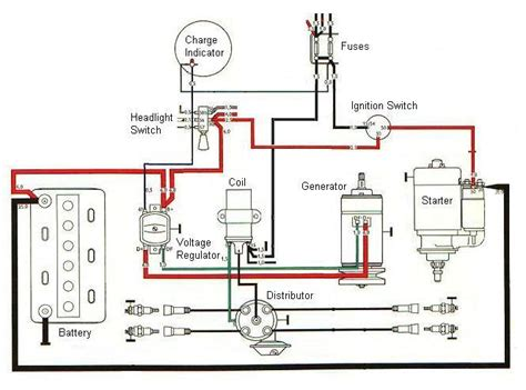 karmann ghia  resource technical electrical