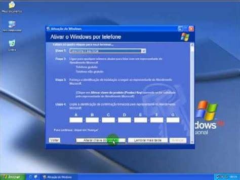resetting windows xp activation period validar windows xp pirata youtube