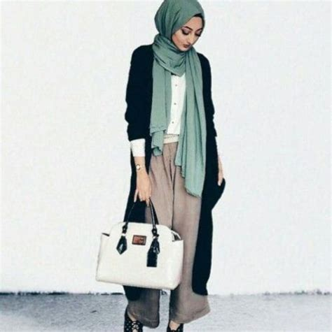 Endia Jacket New Hijabers Style 17 best ideas about fashion casual on