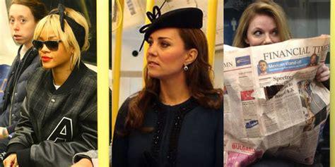 uk celebrities on facebook celebs on public transport pictures huffpost uk