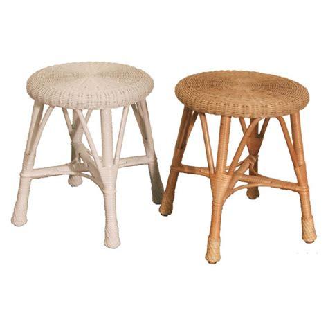 wicker bathroom vanity stool chasco vanity stool