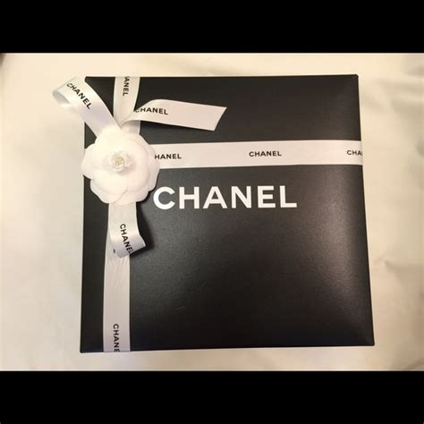 Chanel Gift Card - 80 off chanel other large chanel box with chanel gift card from sara s closet on