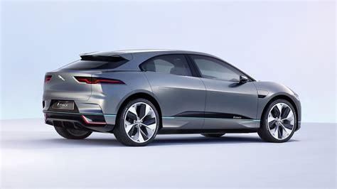 jaguar electrical jaguar s electric i pace concept will land at dealerships