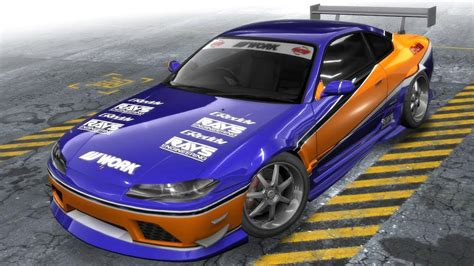 nissan silvia fast and furious nissan 240sx s13 hatchback wallpaper 1024x768 38388