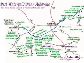 carolina map asheville best 20 asheville nc map ideas on map of