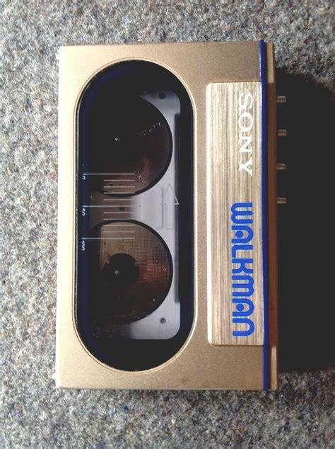 walkman cassette vintage sony walkman cassette deck wm 10 not working from
