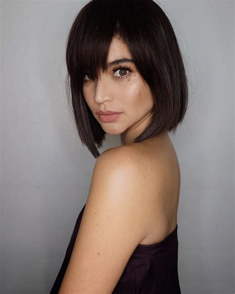 anne curtis short hair watch 7 celeb makeup trends to try in 2017 beautymnl