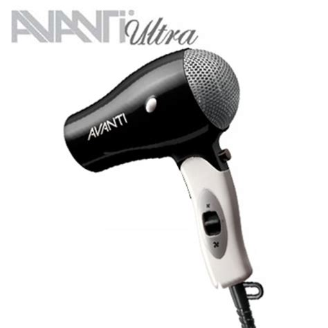 Mini Hair Dryer Travel avanti mini folding travel hair dryer av trav