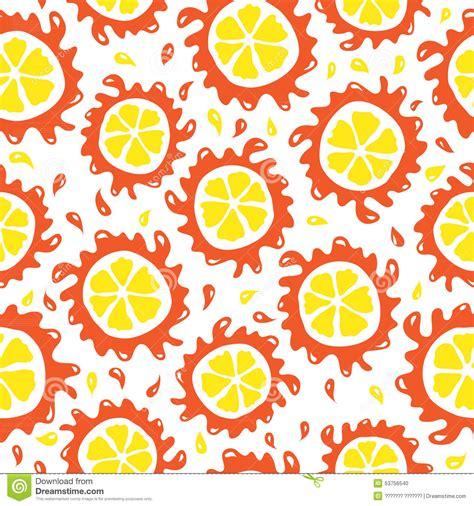 organic background pattern vector organic food background oranges seamless pattern stock