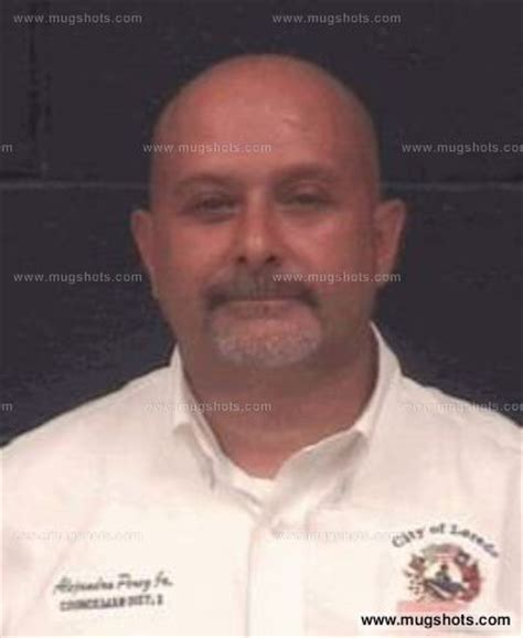 Laredo Arrest Records Alejandro Perez Kgns Tv In Reports Laredo City