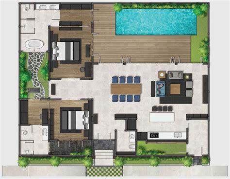 Bali Style House Floor Plans balinese style house floor plans