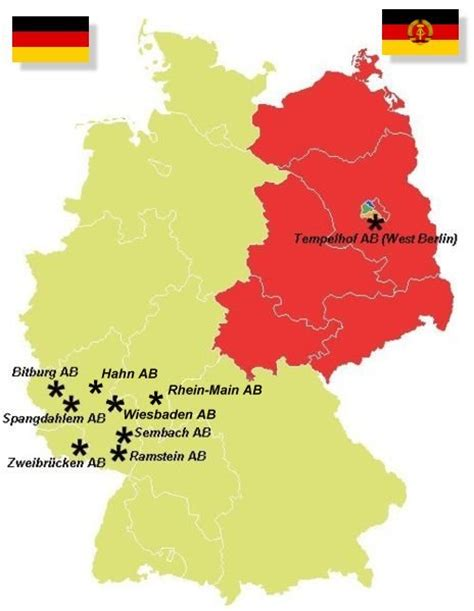 map of us bases in germany us air bases in germany lib value