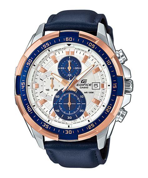 Casio Edifice Efr 539l 1b Original efr 539l 7cv standard chronograph edifice timepieces