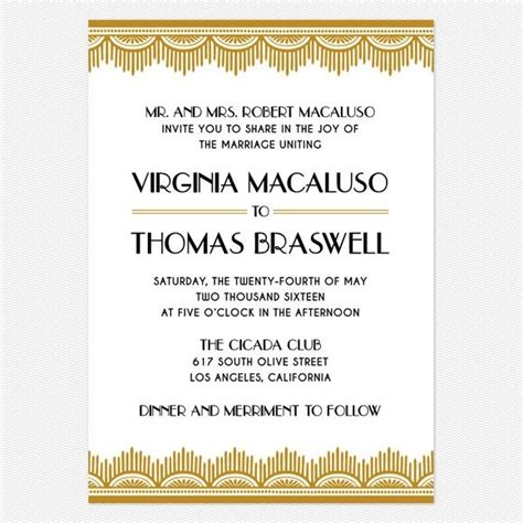 Venue Address On Wedding Invitation