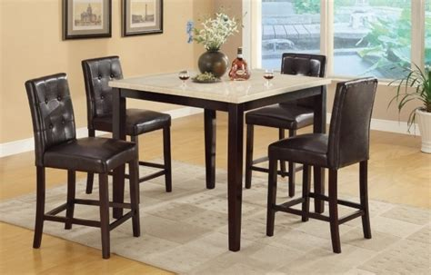 high chairs for small spaces with counter height table