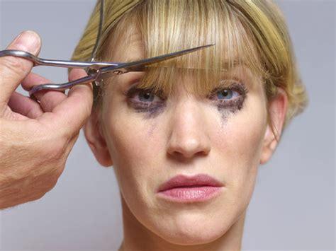 how to get rid of a fringe on a rug how to get rid of split ends hairdresser reveals secret