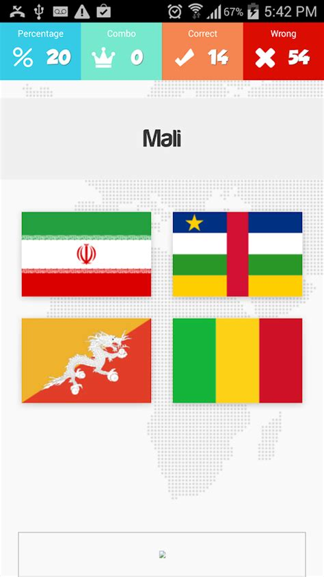flags of the world quiz screen shot 1 images frompo world flags quiz android apps on google play