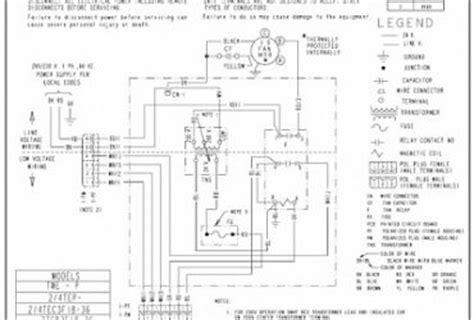 goettl heat wiring diagram