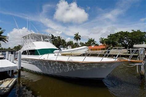 boat motors ta fl 1988 buddy davis 61 motoryacht power boat for sale www