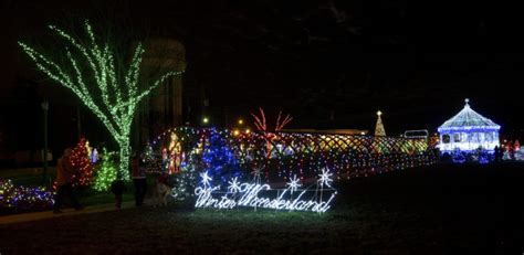 lights in ohio 11 best light displays in cleveland 2016