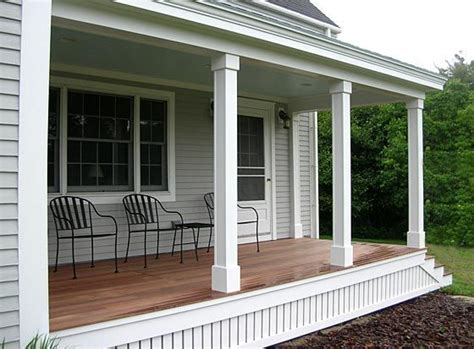 Patio Columns Design I Want A Porch For The Home Pinterest